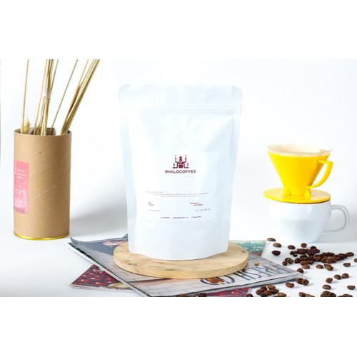 Foto Produk Biji Kopi Arabika Ijen Blue Mountain 200g Red Honey   Java Coffee dari Philocoffee