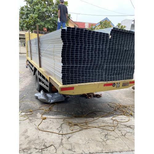 Foto Produk Truss baja ringan C75 0,75 / Truss baja ringan 0,75 / baja ringan 0.75 dari TOKO BAJA BESI PERKASA