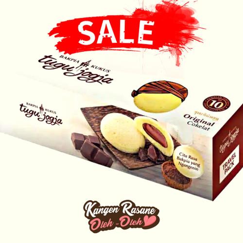 Foto Produk Bakpia Kukus Tugu Jogja Gratis Bubble / Gratis Kardus - Brownies Coklat dari Kangen Rasane Oleh Oleh