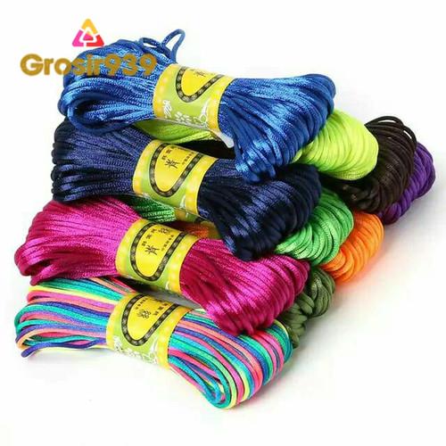 Foto Produk grosir tali satin china knothing super kuat 1mm dari Toko Grosir939
