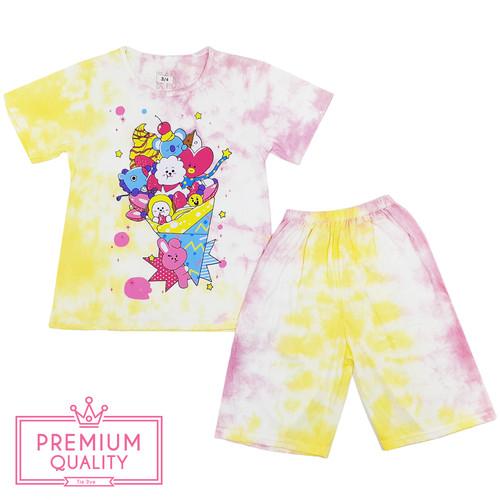 Foto Produk Setelan 2-13 Tahun / Piyama Anak / Baju Tidur Anak Perempuan / BD - Princess, size 8 dari Beli Piyama