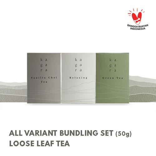 Foto Produk All Variant Bundling Set 01 - Loose Leaf Tea dari kagara
