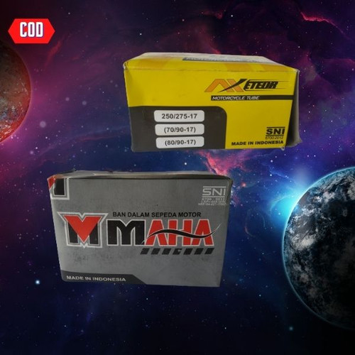 Foto Produk Ban dalam sepeda motor murah R14 dan R17 - Maha, 250-275/17 dari PUTRA KEMBAR JST-04