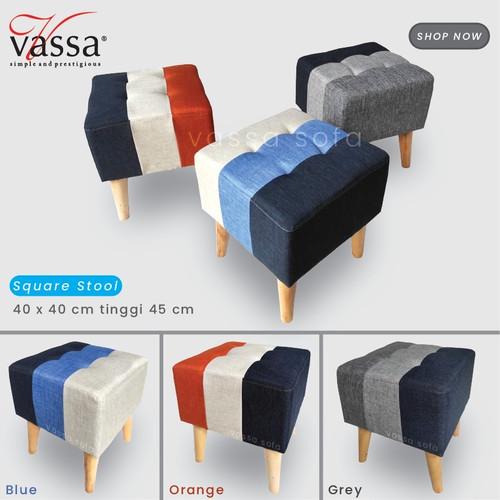 Foto Produk puff dari Vassa Sofa