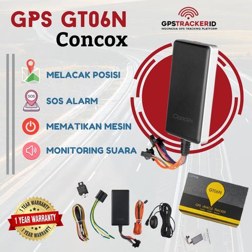 Foto Produk TERLARIS GT06N Dari Concox GPS TRACKER dari gpstrackerid
