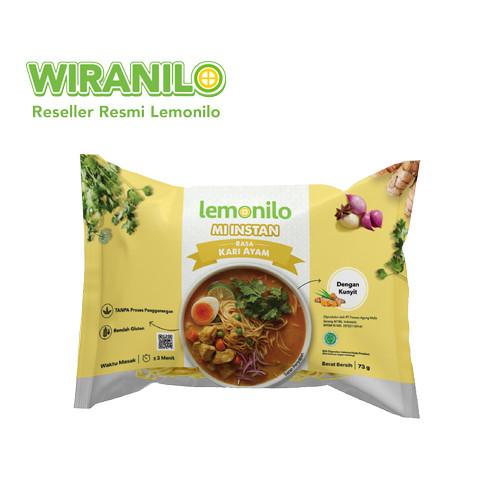 Foto Produk Mie Instant Sehat Anak Lemonilo - Kari Ayam dari Ayoda Trading