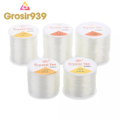 Foto Produk grosir tali karet gelang super kuat senar nilon import dari Toko Grosir939