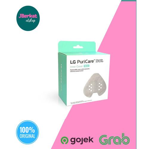 Foto Produk Inner Cover LG Puricare Mask / Filter Masker LG Puricare isi 30 Pcs dari JBERKAT OLSHOP