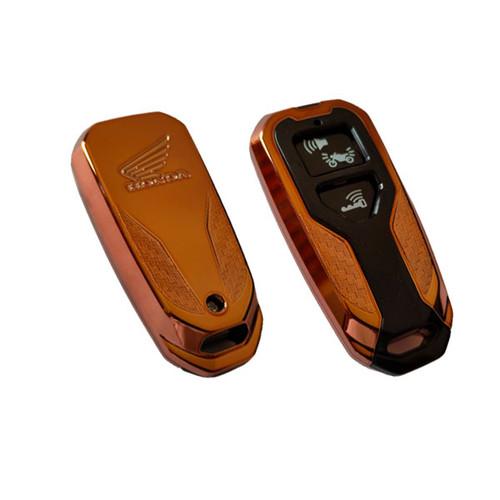 Foto Produk Smart Key Remote Cover Honda PCX 160 Copper 03512K1ZGCP dari Honda Cengkareng