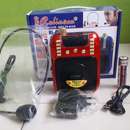 Foto Produk SPEAKER QUR-ANY (AL QURAN) - MP3 - USB - RADIO FM - MIC - BLUETOOTH dari YPP NURUL FAIZAH