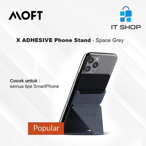 Foto Produk MOFT X Phone Stand - Space Gray dari IT-SHOP-ONLINE