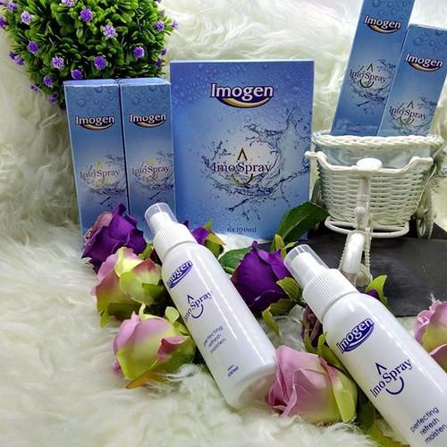 Foto Produk NEW imogen spray 1Box isi 6 botol x 100 ml dari kiosbintang5