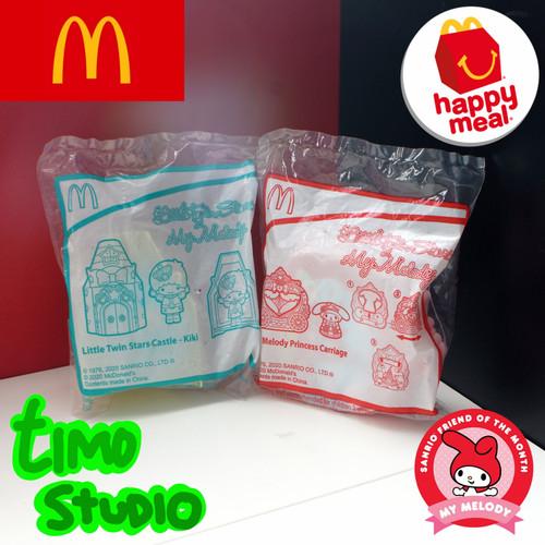 Foto Produk McD Happy Meal Toys Little Twin Stars Paket dari TimoStudio