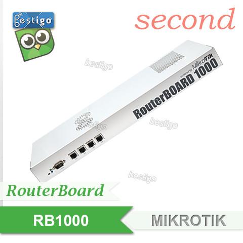 Foto Produk Router Mikrotik RB1000 dari BESTIGO PABX TELEPON
