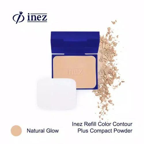 Foto Produk Inez Refill Compact Powder - 01 Natural Glow dari hangvalen