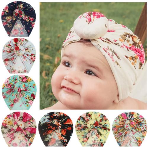Foto Produk Bando Bayi / Bandana Bayi / Headband bayi / Turban Bayi Akako - 1 dari Caliloops