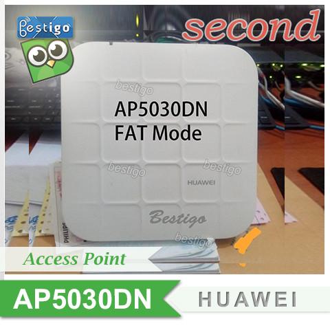 Foto Produk Access Point Huawei AP5030DN FAT Mode dari BESTIGO PABX TELEPON