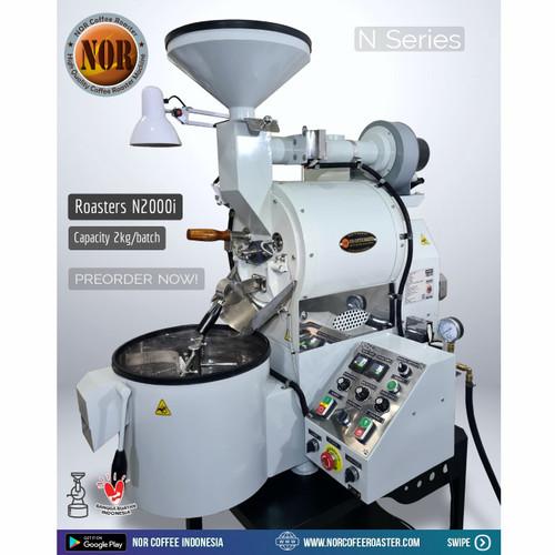 Foto Produk Mesin Roasting Kopi N2000i dari NOR Coffee Indonesia