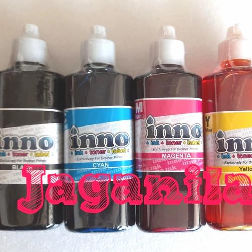 Foto Produk Tinta INNO Ink 100ml 1 Set - For Printer Brother dari jaganila
