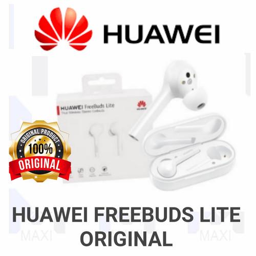 Foto Produk Huawei FreeBuds Lite CM-H1C Garansi Resmi dari Maxi phone cell