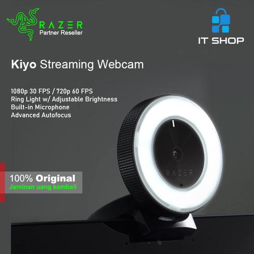 Foto Produk Razer Webcam Kiyo 1080p dari IT-SHOP-ONLINE