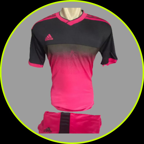Foto Produk baju sepak bola Jersey dewasa Adidas stelan futsal terlaris - pink, M dari FM COLLECTIONS SHOP