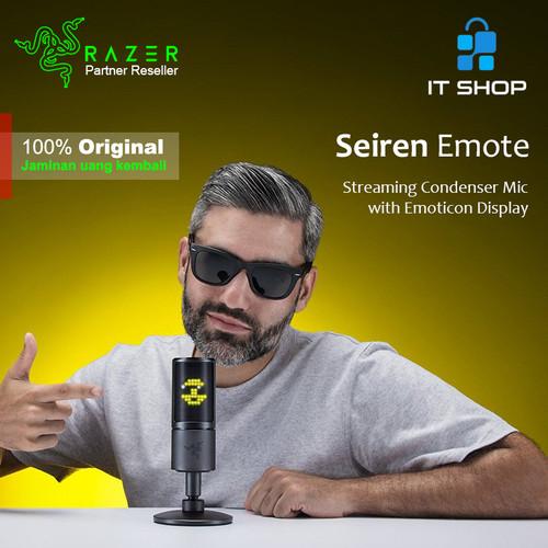 Foto Produk Razer Microphone Seiren Emote dari IT-SHOP-ONLINE
