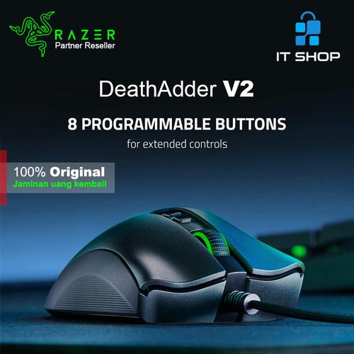 Foto Produk Razer Mouse DeathAdder V2 dari IT-SHOP-ONLINE