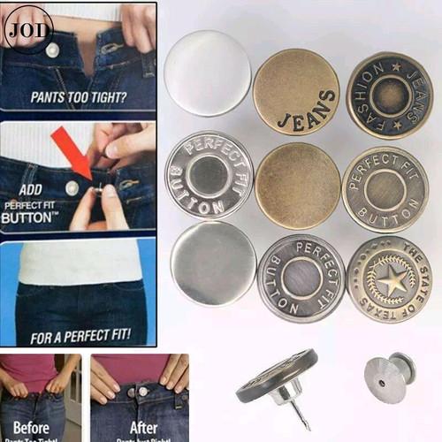 Foto Produk Kancing Celana Jeans Ajaib Perfect Fit Button Original dari hara20
