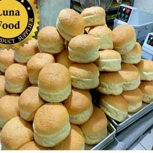 Foto Produk roti burger besar dari roti luna