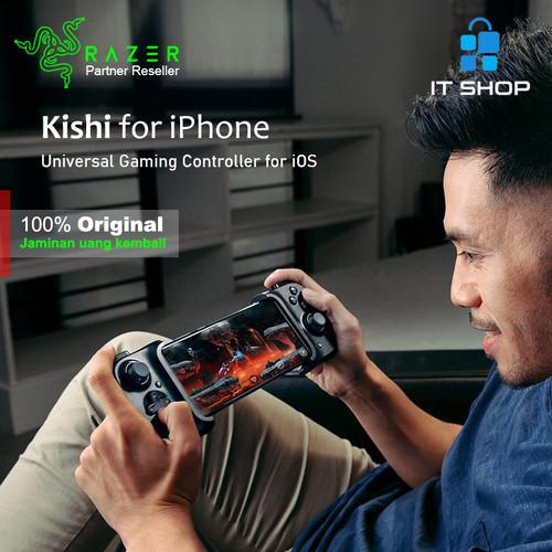 Foto Produk Razer Kishi for iPhone dari IT-SHOP-ONLINE