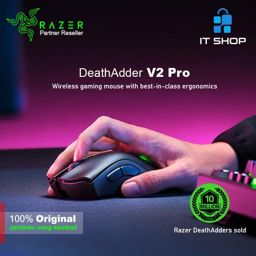 Foto Produk Razer Mouse DeathAdder V2 Pro dari IT-SHOP-ONLINE