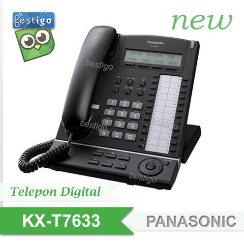Foto Produk Telepon Panasonic KX-T7633 Digital Proprietary dari BESTIGO PABX TELEPON