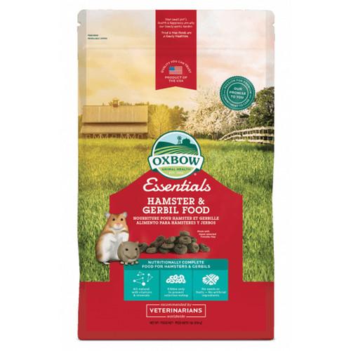 Foto Produk Oxbow Hamster Gerbil Food 1lb Pellet 0.425kg 454gr 1lbs Makanan - EXP 2022-08 dari Hime petshop