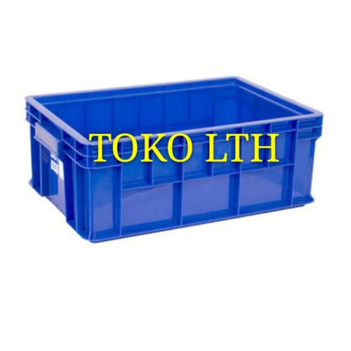 Foto Produk CONTAINER KERANJANG INDUSTRI SERBAGUNA 2245 P GREEN LEAF / BOX dari TOKO_LTH-Bandung