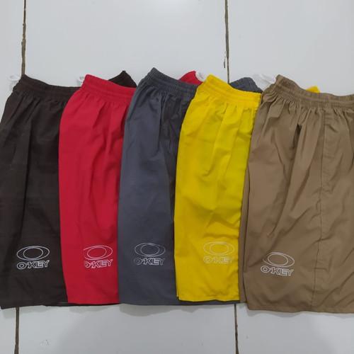 Foto Produk [Hanna] Dapet 12 Pcs - Celana Pendek Pria / Wanita - Banyak Warna dari HannaHannyShop
