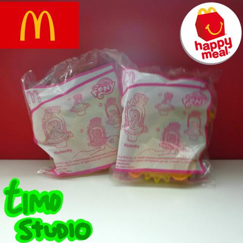 Foto Produk McD Happy Meal Toys My Little Pony Fluttershy dari TimoStudio