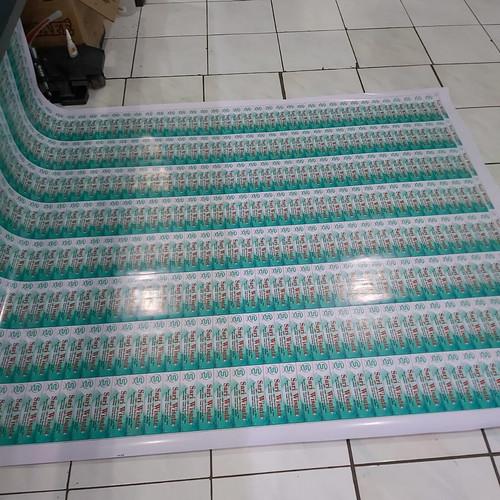 Foto Produk STICKER / STIKER METERAN CUSTOM / GAMBAR VIA EMAIL BAHAN VINYL PREMIUM - Tanpa Laminasi dari BITHstore