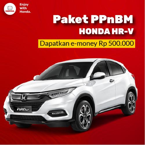 Foto Produk New Honda HR-V 2021 - Paket Relaksasi PPnBM 100% dari Honda Bintang Madiun