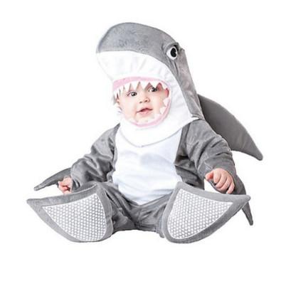 Foto Produk Bebiso Kostum Bayi Lucu All Size 6 Months - 18 Months - Shark dari Bebiso Official Shop