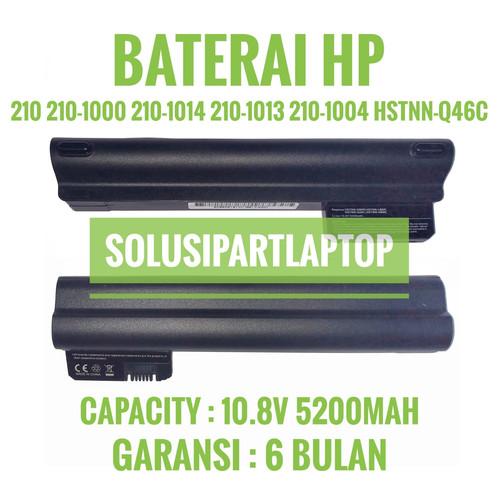 Foto Produk BATERAI HP MINI 210 210-1000 210-1014 210-1013 210-1004 HSTNN-Q46C dari SolusiPartLaptop