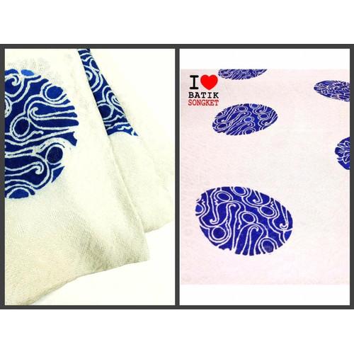 Foto Produk viscos piring selampad motif 1 viskos viscose bahan kain batik ikat dari Batik Songket Indonesia