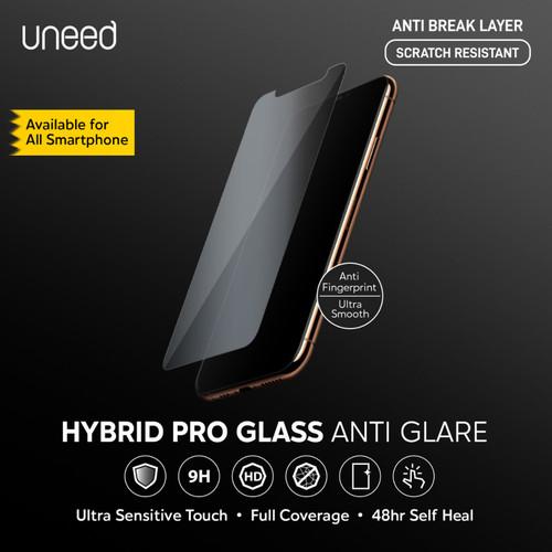 Foto Produk UNEED Hybrid Pro Anti Break Anti Glare Full Cover Screen Protector - Front 1pcs dari Uneed Indonesia