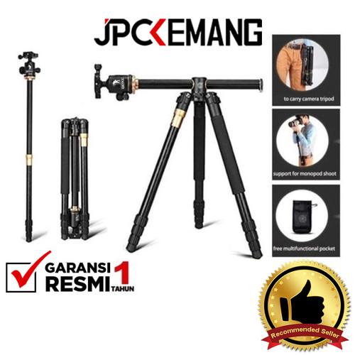 Foto Produk Beike QZSD Q999H Portable Professional Tripod Monopod GARANSI RESMI dari JPCKemang