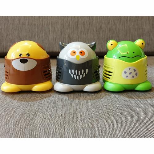 Foto Produk Vacuum Cleaner Dengan Baterai : Puppy, Owl, Frog dari EmA Shop