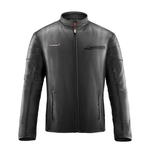 Foto Produk Elegant Leather Jacket (L) dari Honda Cengkareng
