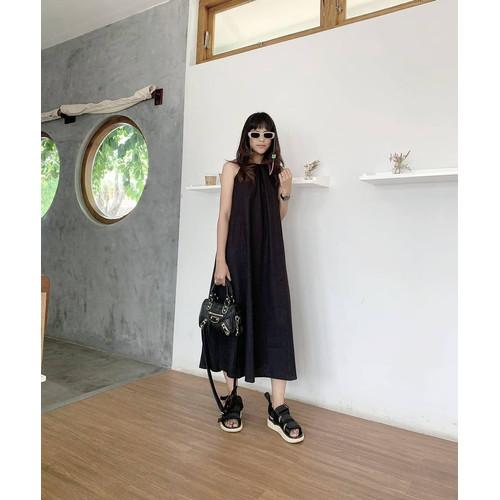 Foto Produk MORNINGSOL TAMI DRESS IN BLACK dari morningsol