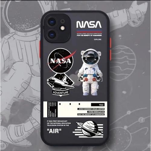 Foto Produk Hybrid case nasa iphone 7/8/se2020/7p/8p/x/xs/xr/11/11pro/11promax - 7/8/se2020 dari purplecherry_