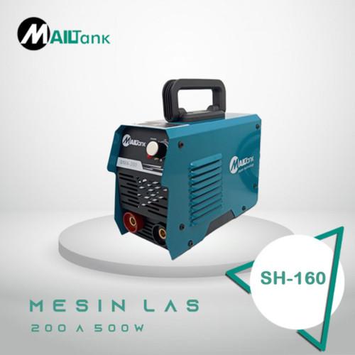 Foto Produk Mailtank SH160 Mesin las inverter welding 500watt 200A dari MAILTank Indonesia