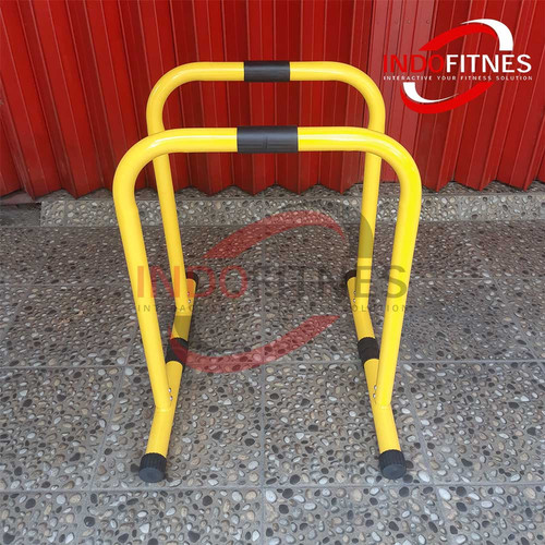 Foto Produk Lebert Equalizer - Mobile Dips Bar - Kuning dari Indofitnes